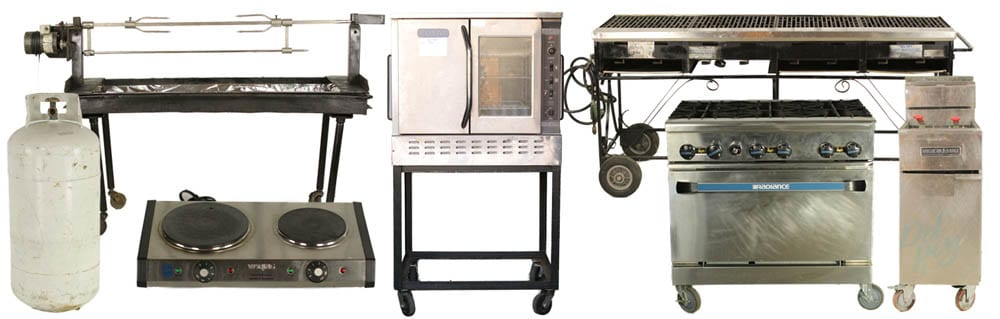 Catering - Cooking Equipment