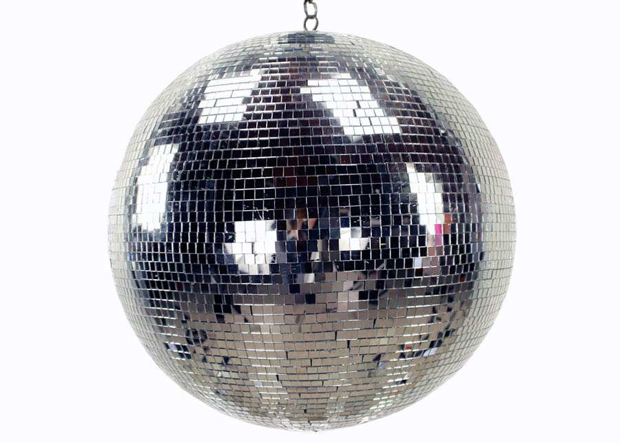 Because of high demand now as a result we rent disco balls while supplies last.