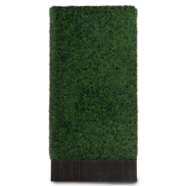 Single Sided Hedge Wall
