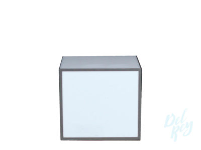 CUBE TABLE 22X22 LIGHTED FURNITURE - Party Rental