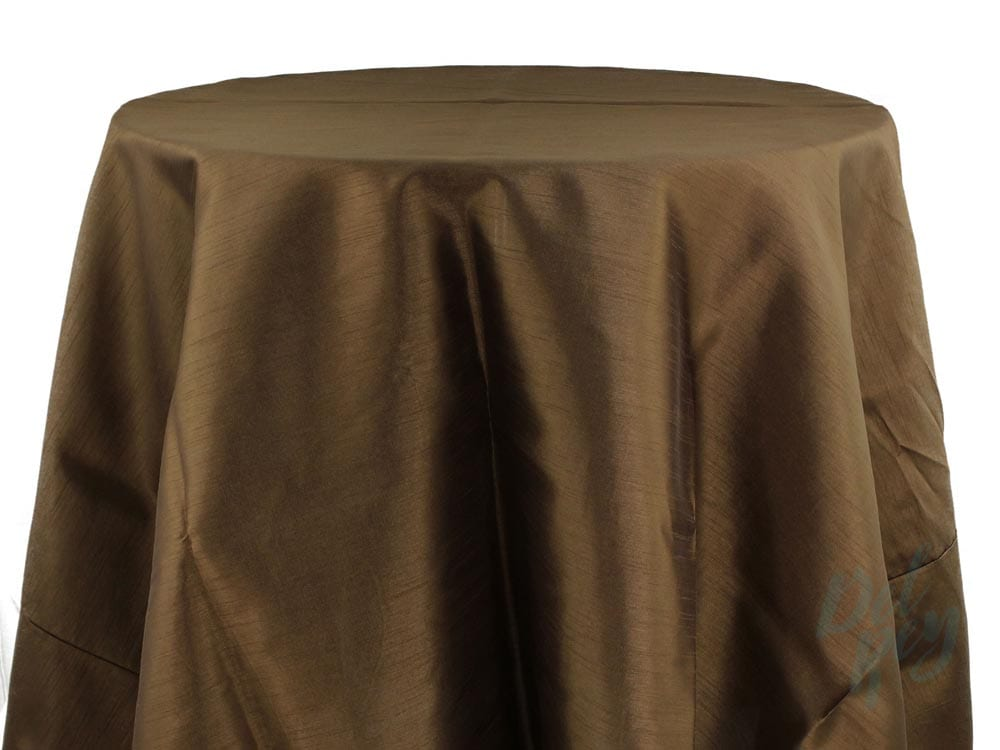 TABLE LINEN PLAIN CHOCOLATE - Party Rentals