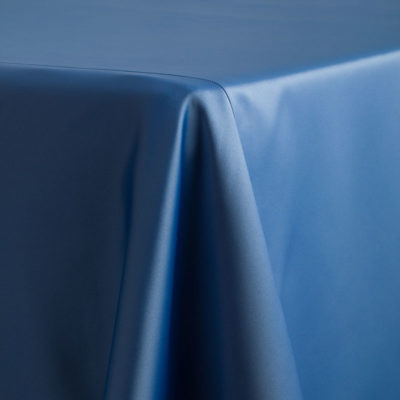 Royal Blue Satin Lamour Del Rey Party Rentals
