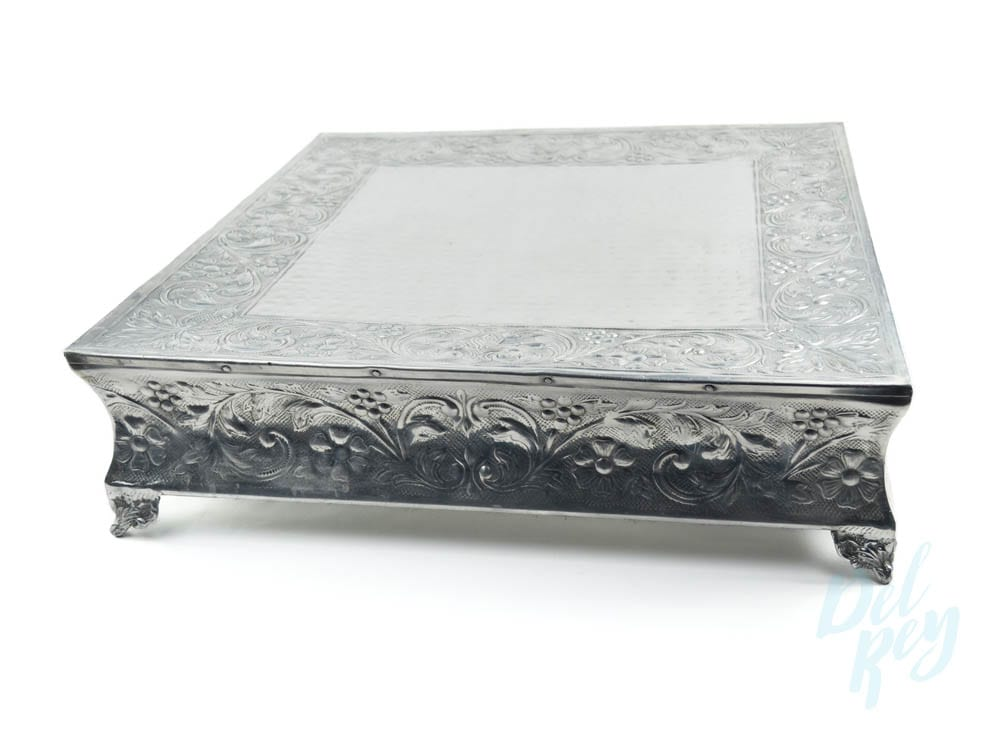 STPL-SERVING-STAND-CAKE-FLORAL-SQUARE-SILVER-18IN-JAN-15-1