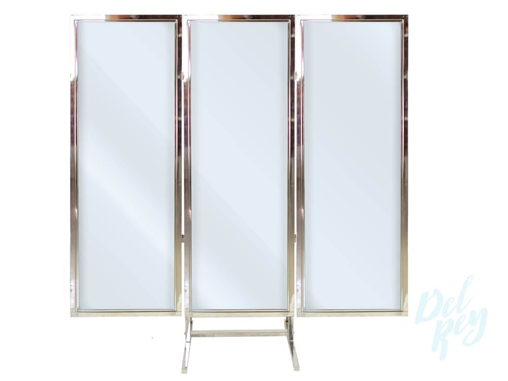 Trifold Full Length Mirror